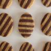 Sablés Zébrés ou Marbrés Vanille & Chocolat