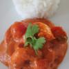 Crevettes au Curry à Ma façon