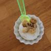 Glace Gorgonzola & Mascarpone, Crumble Parmesan & Noix