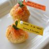 Choux à la Crème Salés Saumon & Coriandre
