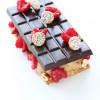 Tablettes pâtissières Chocolat & Praliné