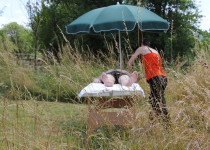 1er Goûter Gourmand & Massage Bien-Etre – 23/06/2012