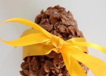 Oeuf gourmand Chocolat ô Lait & Céréales