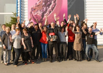 Concours du Meilleur Macaron Amateur – Metz et Nantes – 2012