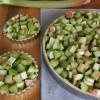 Ma Tarte à la Rhubarbe HOME MADE préférée…