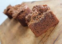 Gâteau de voyage Chocolat & Cannelle