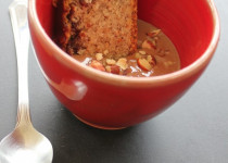 Dessert à croquer: Chocolat & Nuciola* (* Noisettes)