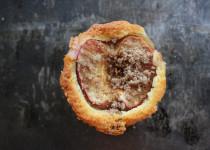 Petits Gâteaux aux Pommes / Streusel Cannelle (Recette de Famille)