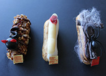 Eclairs DiaboliC, TerrifiC & MorbiD – Halloween 2013