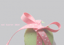 maC'Easter 2014 – Pistache