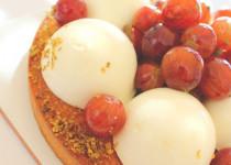 Tarte créative Maquereaux & Mousse au Citron