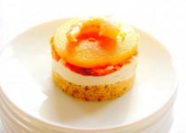Cheesecake Salé de la Mer au Melon