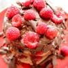 Gâteau Chocolat & Framboise