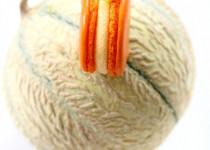 Macarons Melon & Basilic