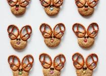 Cookies en forme de Rennes pour les enfants