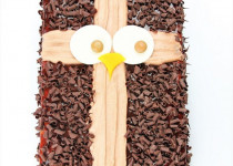 Gâteau HIBOU pour les enfants