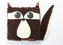 Gâteau ÉCUREUIL CHOCOLATÉ