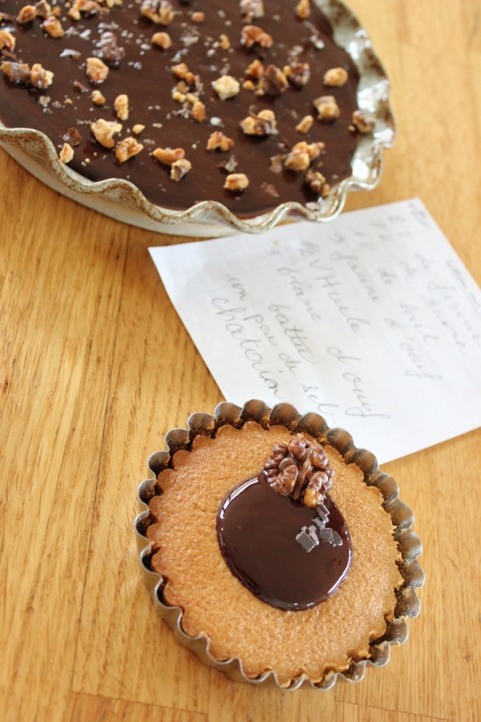 Gâteau à la Chataîgne 1 v2