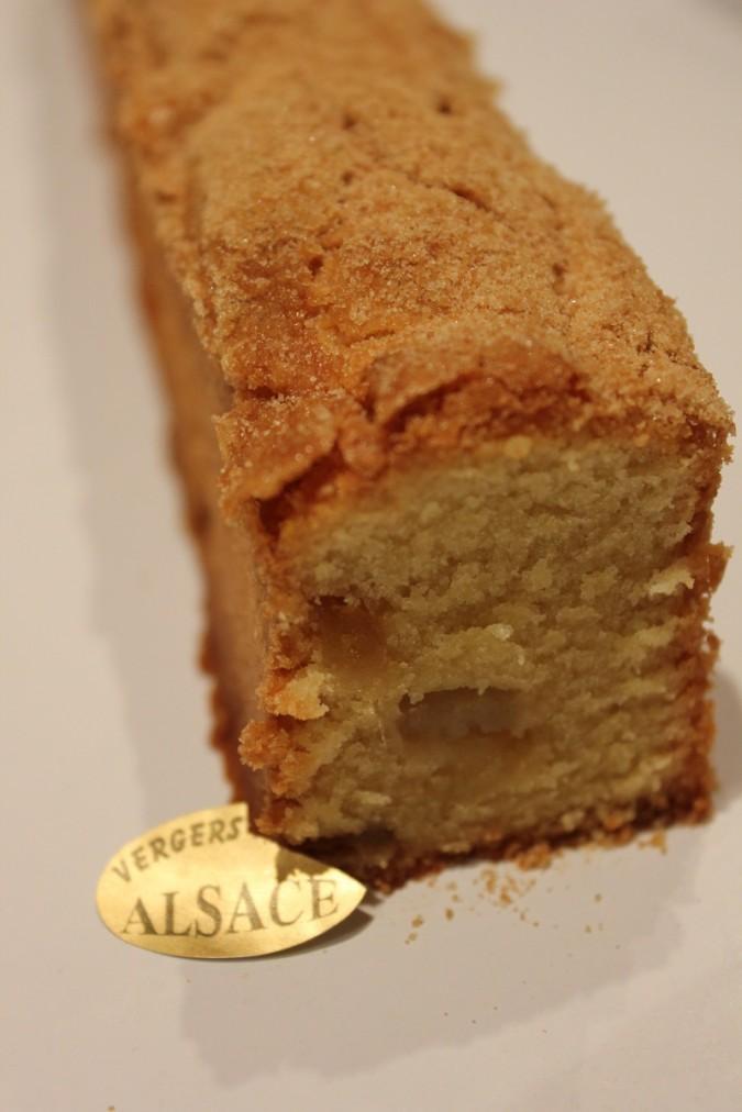 Gâteau Pommes & Erable v2